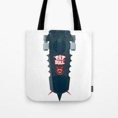 Pitbull Hoverboard Tote Bag