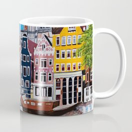 Beautiful Amsterdam Coffee Mug