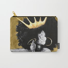 Naturally Queen VI GOLD Carry-All Pouch
