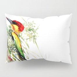 Lita Woodpecker Pillow Sham