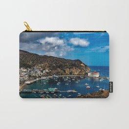 Santa Catalina Island, California color photograph / photography / photographs Carry-All Pouch