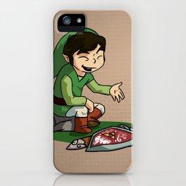 The Legend of Blaine iPhone Case