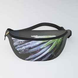 Frosty Petals Fanny Pack