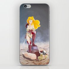 Say kitchen again, I dare you. iPhone & iPod Skin