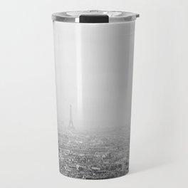 Paris from Montmarte Travel Mug