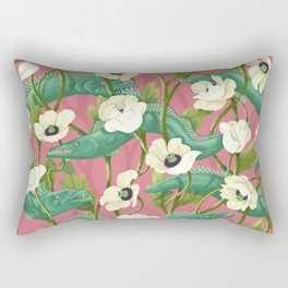 Barracuda - Spring version Rectangular Pillow