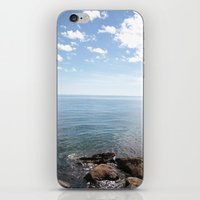 cape cod iPhone & iPod Skins featuring Cape Cod by lhcreative