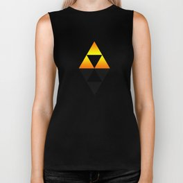 Legend Of Zelda Triforce Biker Tank