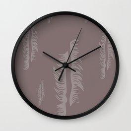 abstraction art Wall Clock