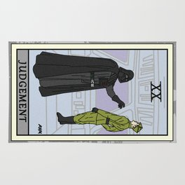Judgement - Tarot Card Rug