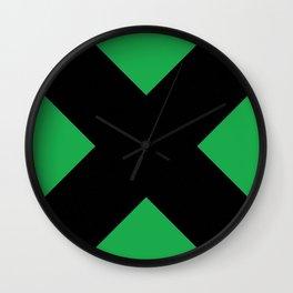 sheeran Wall Clock