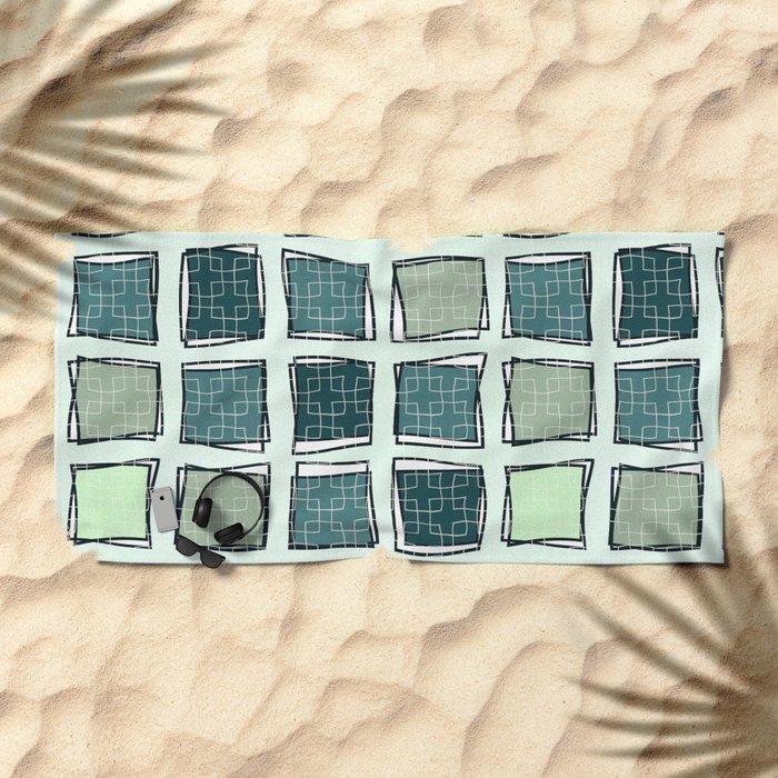 Illogical Beach Towel