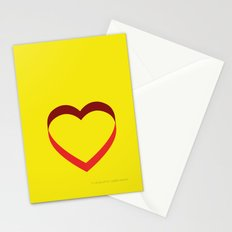 It's all about the negative spaces … Stationery Cards