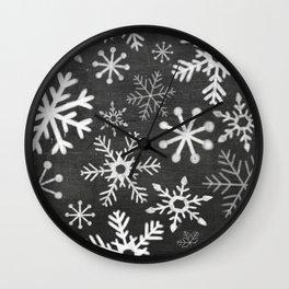 Print 149 - Holiday Wall Clock