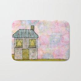 A Cottage Home Bath Mat