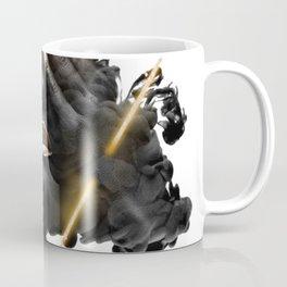 Woman Gold Coffee Mug