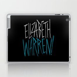 Elizabeth Warren! Laptop & iPad Skin