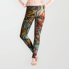 URBAN EXPLORER Leggings