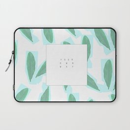 Your Own Way Laptop Sleeve