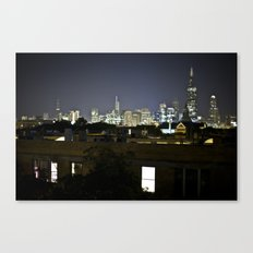 Chicago Ho Canvas Print
