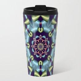 Silky pastel kaleidoscop Travel Mug
