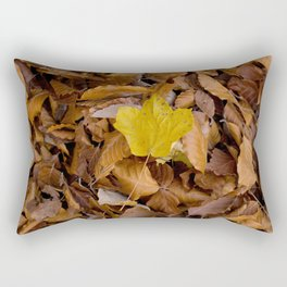 be different!  Rectangular Pillow