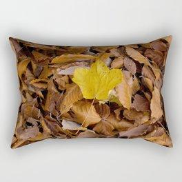 be different!  Rectangular Pillow
