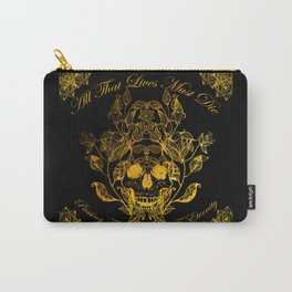 All That Lives Carry-All Pouch