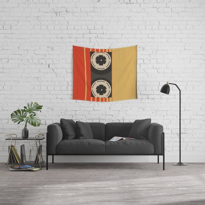 Awesome mix Wall Tapestry