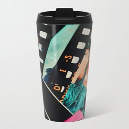 Mystic Fruit Metal Travel Mug