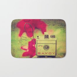 Retro Dreams Bath Mat