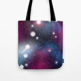 In A Galaxy, Far Far Away Tote Bag