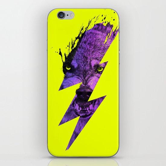 Thunderwolf iPhone & iPod Skin