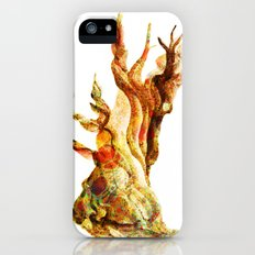 Abstract Tree Slim Case iPhone SE