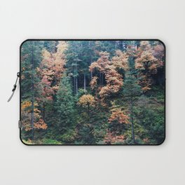 Colorful Trees Laptop Sleeve