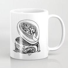 A different kind of jewellery box Mug