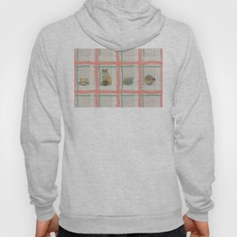 The Fox and The Hedgehog #1 Hoody