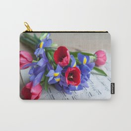 Musical Mood Carry-All Pouch
