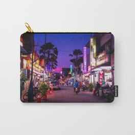Malaysia Little India Carry-All Pouch