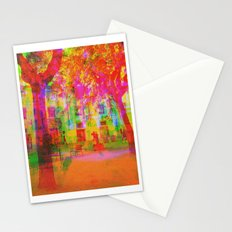 Multiplicitous extrapolatable characterization. 21 Stationery Cards