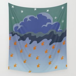 Stars and Fish Wall Tapestry