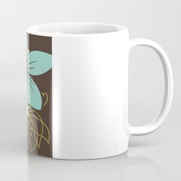 Flowers for One Coffee Mug