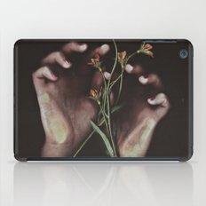 DELICATE HANDS iPad Case