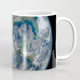 North America from Space Coffee Mug
