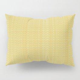 Shantung MAIZE Pillow Sham