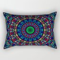 Colorful Church Window Mandala by davidzydd