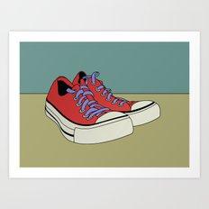 Comfort Art Print