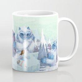 The Monstrous Mountains Coffee Mug