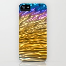 Squalling Harpoon Fractal Design 4 iPhone Case