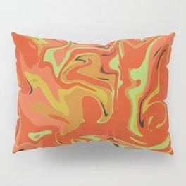 Papaya Juice Pillow Sham